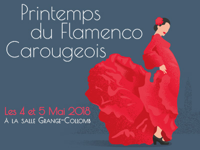 Printemps du Flamenco Carougeois